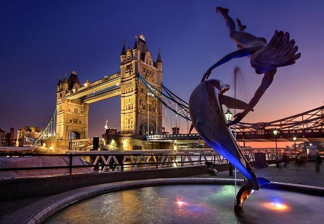 ロンドンのイメージです。