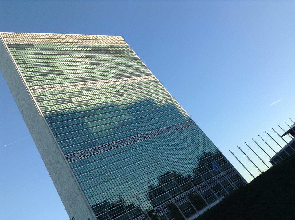 国連の建物