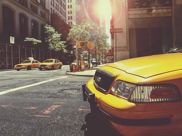タクシーの利用