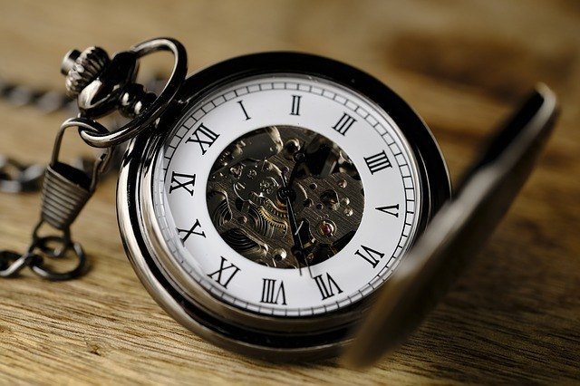「時計」のイメージです。