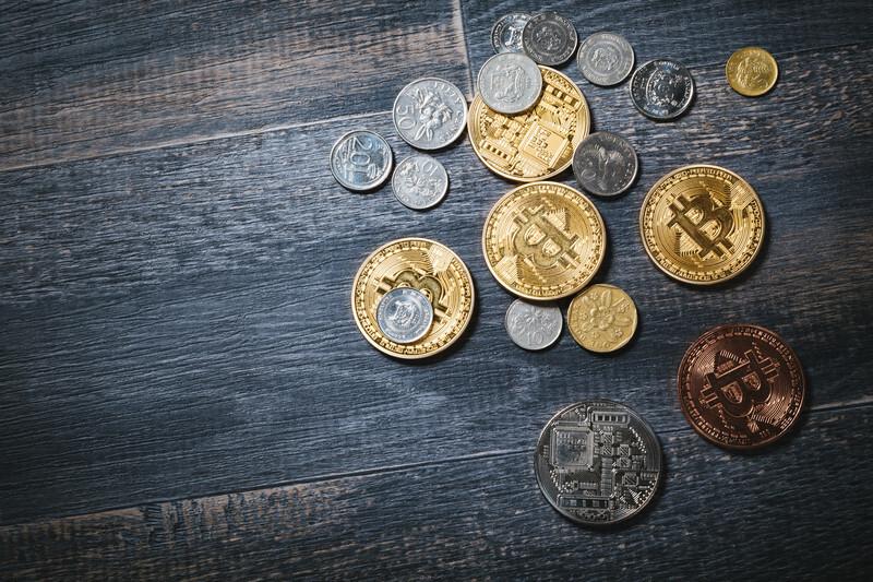 ビットコインの写真