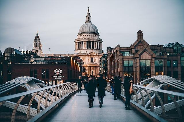シティオブロンドン、建物