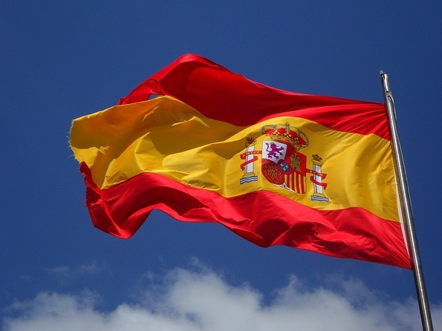 スペイン国旗