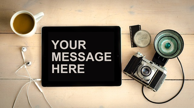 your message here