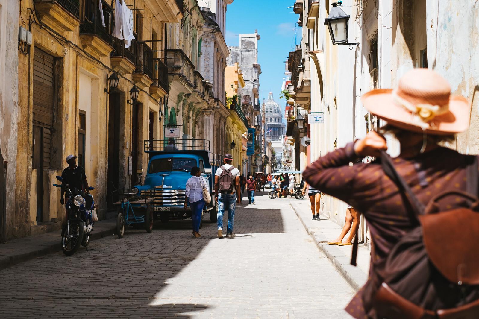 海外の街並み